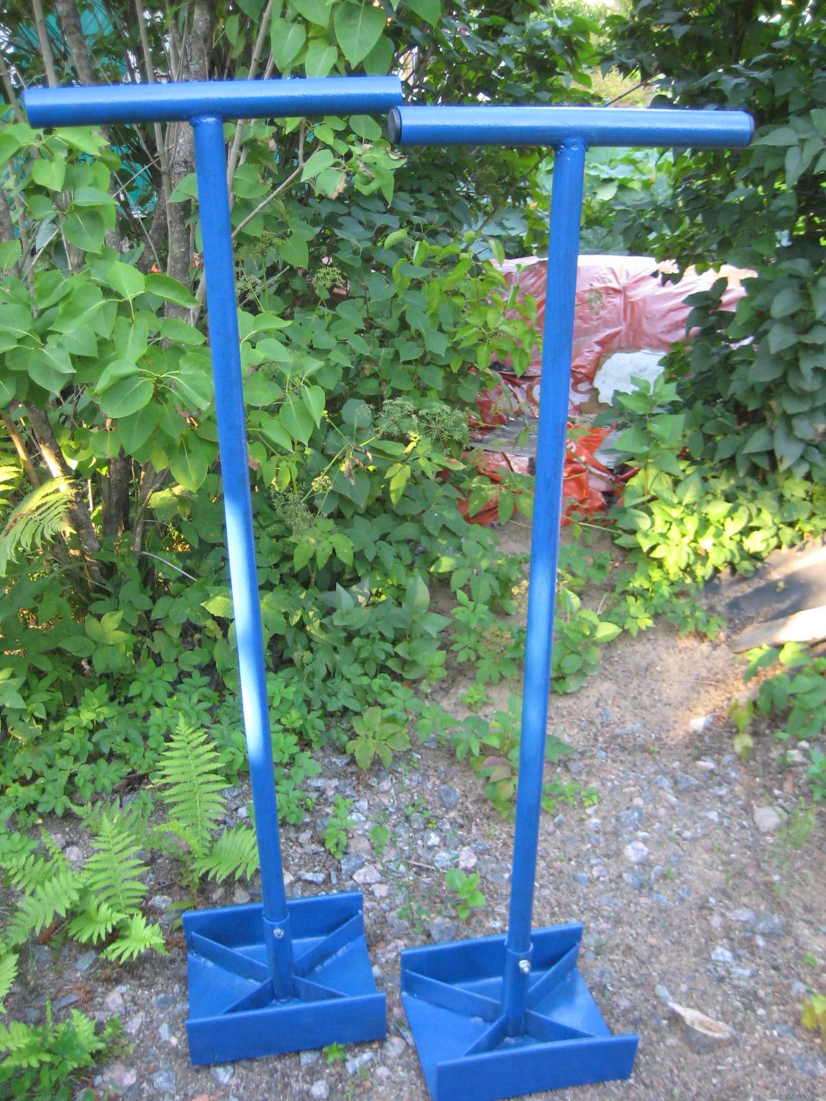 Каток для газона своими руками. Как сделать каток для газона своими 72